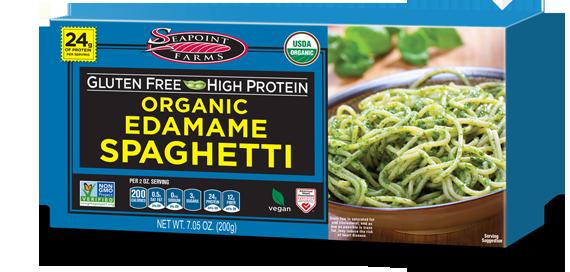 Organic Edamame Pasta