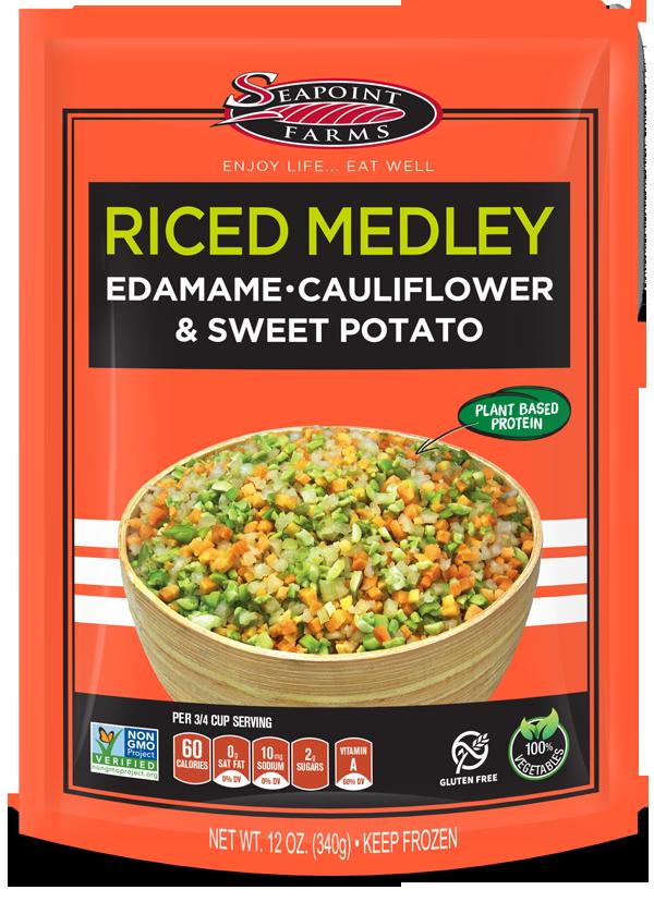 Riced Medley